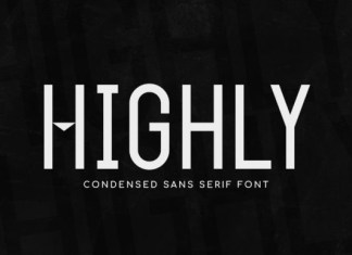 Highly Font