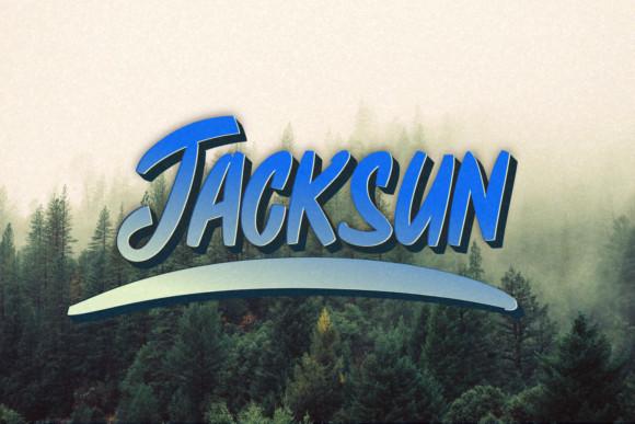 Jacksun Font
