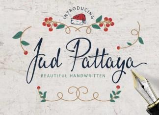 Jud Pattaya Font