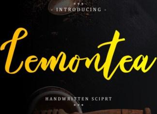 Lemontea Font
