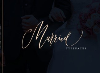 Married Font