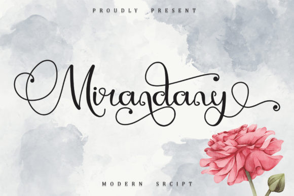 Mirandany Font