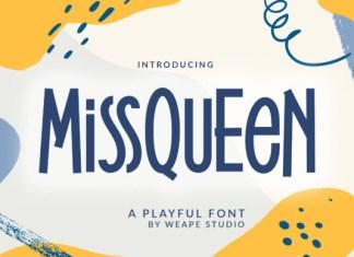 MissQueen Font