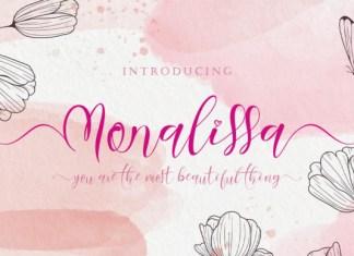 Monalissa Font
