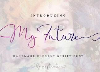 My Future Font