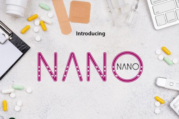Nano-Nano Font