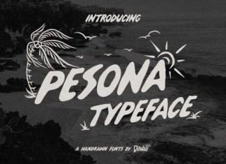 Pesona Font