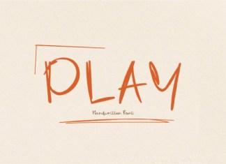 Play Font