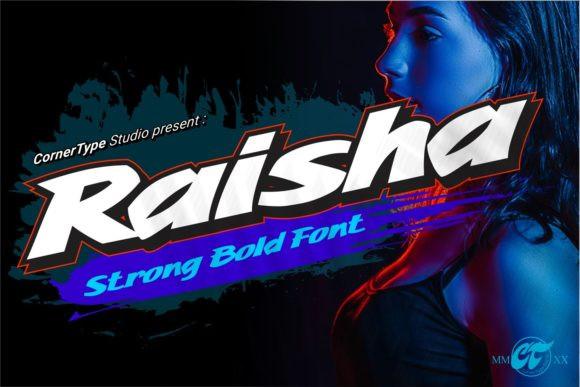 Raisha Font