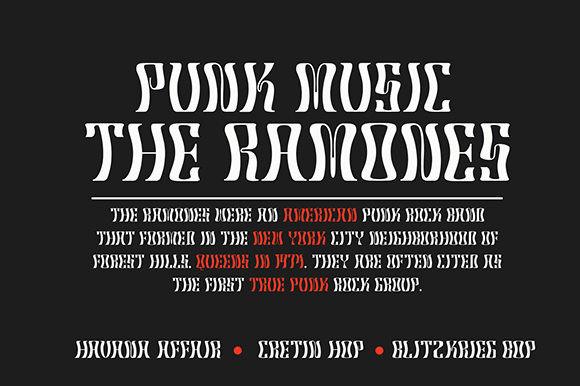 Robertson Font