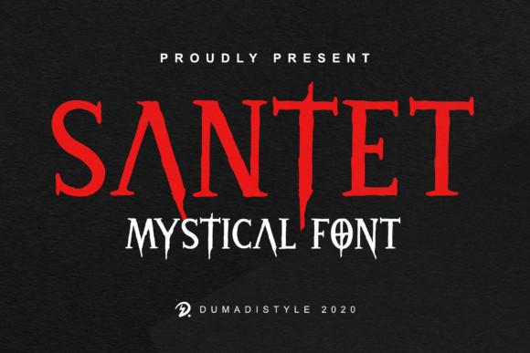Santet Font