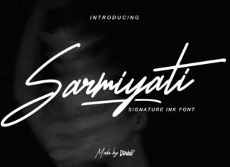Sarmiyati Font