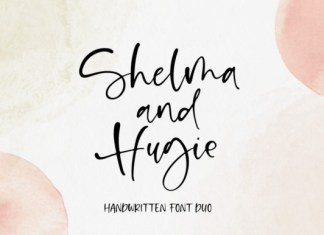 Shelma and Hugie Font