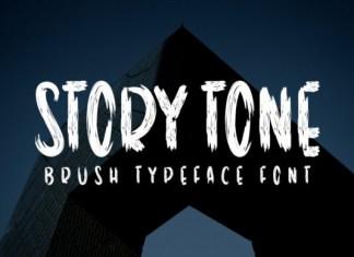 Story Tone Font