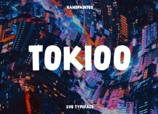 Tokioo Font