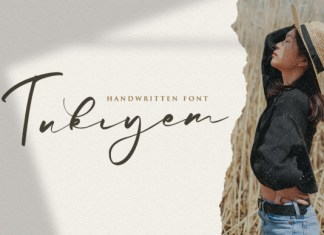 Tukiyem Font