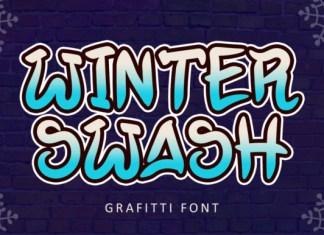 Winter Swash Font