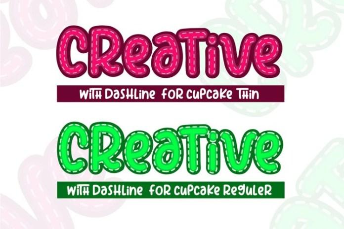 Sweet Cupcake Font