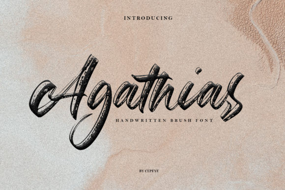 Agathias Font