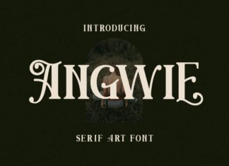 Angwie Font