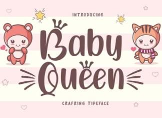 Baby Queen Font