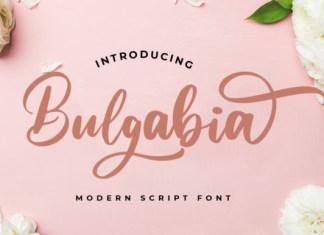 Bulgabia Font