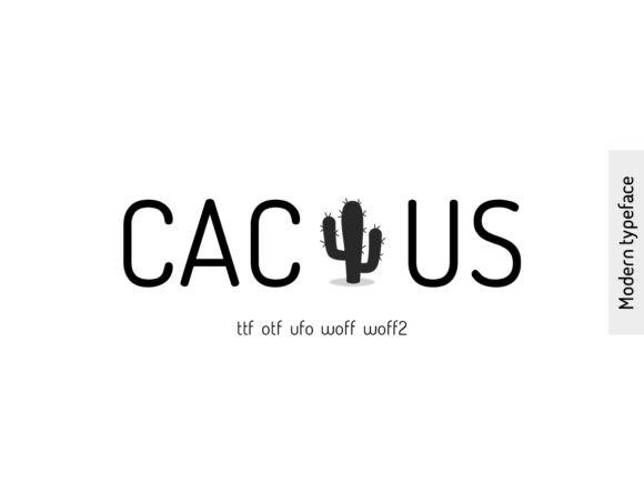 Fuente Cactus