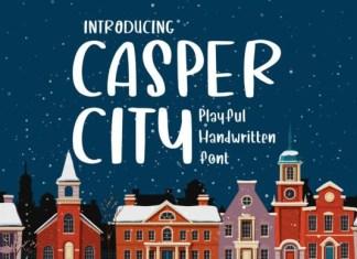 Casper City Font