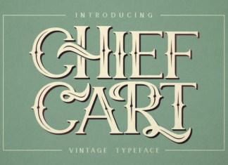 Chief Cart Font