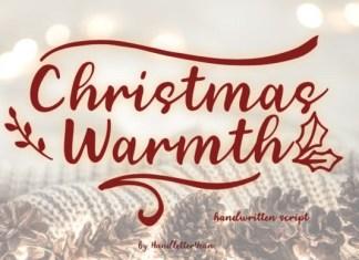 Christmas Warmth Font
