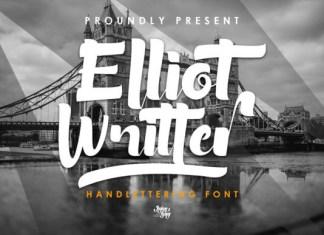 Elliot Writter Font