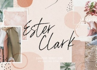 Ester Clark Font