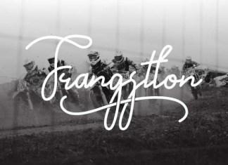 Frangstton Font