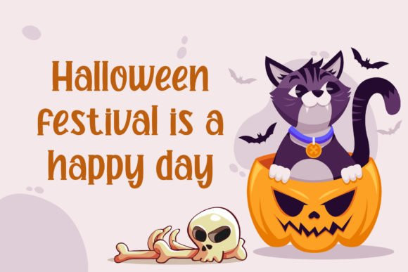 Halloween Day's Font