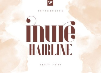 Inure Font
