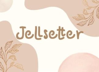 Jellsetter Font