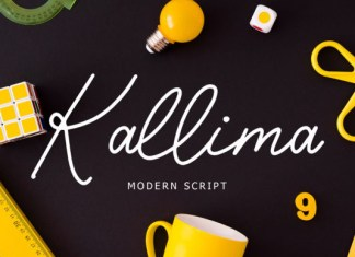 Kallima Font