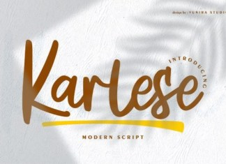 Karlese Font