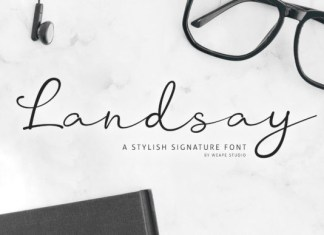 Landsay Font