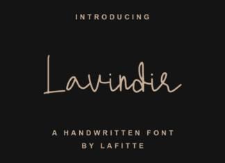 Lavindir Font
