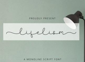 Lifelism Font