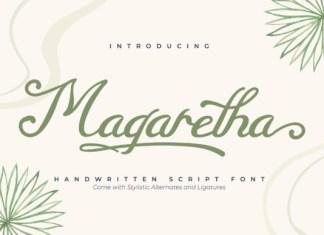 Magaretha Font