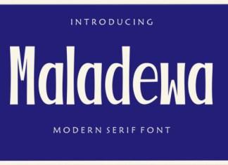 Maladewa Font