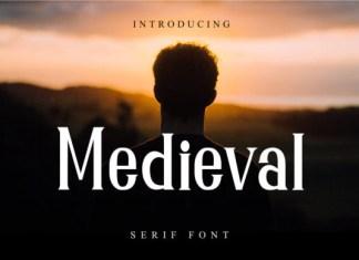 Medieval Font