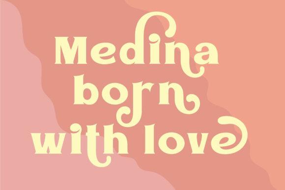 Medina Font