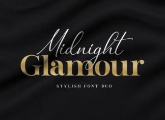 Midnight Glamour Font