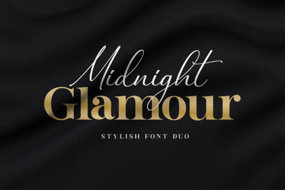 Midnight Glamour Font