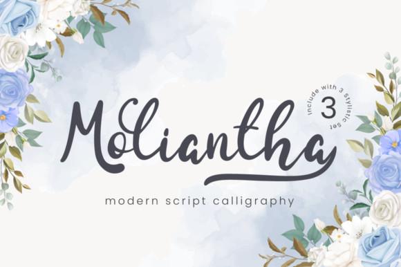 Moliantha Font