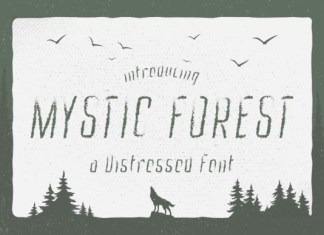 Mystic Forest Font