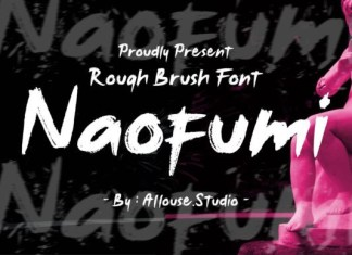 Naofumi Font